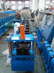 Chine Petit pain galvanisé hydraulique de toiture formant la machine tranchante fournisseur