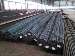 Chine Rebar séismique d'acier pour béton armé de la capacité HRB500E par laminage à chaud fournisseur