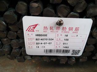 Chine Rebar antisismique de haute résistance d'acier pour béton armé fournisseur