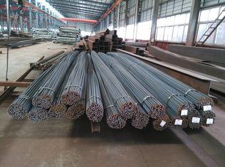 Chine résistance à la pression 8M/10m renforçant les kits de bâtiment en acier de Rebars fournisseur