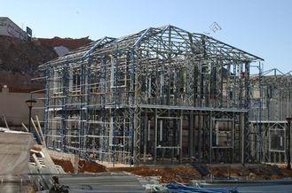 Chine Villa légère d'acier de construction d'installation facile pour la résidence fournisseur