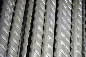Chine Rebar d'acier pour béton armé dans le type déformé de barre fournisseur