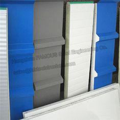 """Chine Panneaux """"sandwich"""" isolés par polystyrène d'ENV pour le système de toiture de bâtiments en métal fournisseur"""