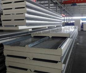 """Chine Panneaux """"sandwich"""" isolés de chambre froide d'unité centrale fournisseur"""