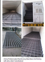 Chine Renforcement de la maille en acier soudée par barre d'acier fournisseur