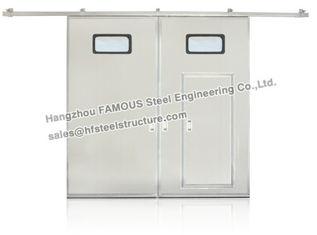 Chine Atelier en acier et entrepôt de porte coulissante d'industrie fournisseur