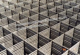 Chine Construction de base de maille d'acier pour béton armé de HRB500E 12mm - 30mm fournisseur