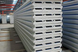 Chine Feuilles résidentielles d'OEM, commerciales, industrielles, agricoles imperméables de toiture en métal fournisseur