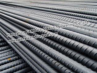 Chine Construction industrielle du Rebar HRB500E d'acier pour béton armé de transport fournisseur
