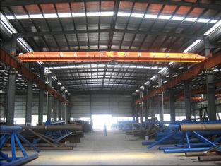 Chine Levage en acier de Bulding de pont aérien de grue d'atelier électrique de monorail fournisseur
