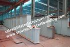 Chine La construction en acier préfabriquée légère de bâtiments adaptée aux besoins du client par Q345 a jeté usine
