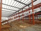 Chine Hangars et entrepôt modulaires Din1025 de construction de bâtiments en acier industriels galvanisés à chaud usine