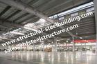 Chine Bâtiments à pans de bois en acier pour le tour - projet principal, atelier de construction du cadre Q345 en acier usine