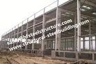 Chine Bâtiments de stockage en métal d'industrie, construction de bâtiments en acier de projet professionnel usine