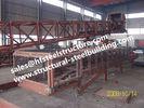 Chine Les bâtiments en acier industriels de GV pour des tours chute le cadre/équipement de manutention de convoyeur usine