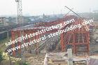 Chine Bâtiments en acier industriels de catégorie de Q235 Q345, bâtiments en acier préfabriqués de construction de site en acier usine