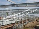Chine Bâtiments à charpente d'acier d'étage multi pour l'hôtel-résidence/bureau ISO9001 : 2008 usine