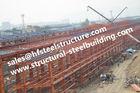 Chine Entrepreneur d'hôtel d'acier de construction et Buidings en acier industriel pour l'entrepôt usine