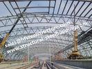 Chine Construction de bâtiments en acier industrielle de constructeur d'entrepreneur de structure métallique CPE usine