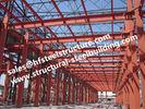 Chine Métal couvrant les bâtiments en acier industriels de portes et le Windows sur le mur usine