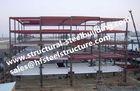 Chine Constructeurs d'appartements de bâtiment résidentiel et entrepreneur de bâtiment en acier d'étage multi commercial usine