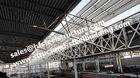 Chine Bâtiments en acier industriels soudés de métier et bâtiments à charpente d'acier structurels usine