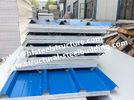 """Chine Panneau ignifuge d'isolation de chambre froide et isolé couvrant la largeur 1150mm de panneaux """"sandwich"""" d'ENV usine"""