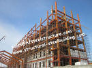 Le projet d'hôtel de bâtiment de structure métallique a préfabriqué la construction de bâtiments en acier