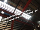 Adaptez l'appartement en acier industriel préfabriqué de vue de bâtiments/bâtiments aux besoins du client en acier résidentiels
