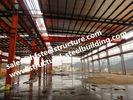 Bâtiment industriel en acier de construction préfabriqué et Pré-machiné d'entrepôt