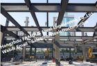 Forte demande du bâtiment en acier à plusiers étages industriel préfabriqué pour l'appartement