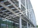 Bâtiment en acier à plusiers étages ayant beaucoup d'étages et appartements de gratte-ciel fabriqués