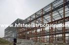 Chine Bâtiments en acier industriels structurels faits sur commande pour l'atelier, l'entrepôt et le stockage usine