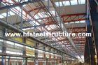 Chine Sawing d'OEM, bâtiments en acier industriels de meulage pour des usines de textile et usines de fabrication usine
