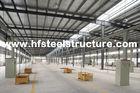 Chine Bâtiments en acier industriels structurels de soudure et de freinage pour l'atelier, entrepôt et stockage usine