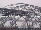 Chine Bâtiments en acier industriels structurels de peinture pour l'atelier, l'entrepôt et le stockage en acier usine