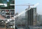 Chine Bâtiments en acier commerciaux de style de voûte, bâtiments à pans de bois portaiux légers en acier laminés à froid usine