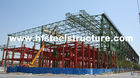 Chine Bâtiments en acier commerciaux en métal préfabriqué et de cadre portail traditionnel de /Lightweight usine