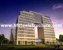 Chine Bâtiment en acier à plusiers étages pour l'immeuble de bureaux pour l'exposition hall, immeuble de bureaux usine
