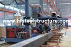 Chine Fabrications galvanisées par OEM d'acier de construction pour la nourriture et d'autres industries de transformation usine