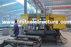 Chine Soudant, freinant, roulant et fabrication galvanisé et de peinture électrique d'acier de construction usine