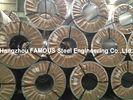 Chine Chromated plongé chaud/huilé/a galvanisé le zinc en acier de bobine, tôle d'acier d'ASTM usine