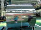 Chine Catégorie en acier galvanisée plongée chaude de la bobine ASTM une usine de bobine de GI usine