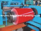 Chine Le polyester modifié par silicone SMP a enduit la bobine d'une première couche de peinture en acier pour la bobine en acier enduite d'une première couche de peinture par AZ d'Al-Zn de zinc de construction usine
