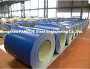Chine PPGI PPGL a enduit la toiture d'une première couche de peinture ridée par bobine en acier faisant le fabricant en acier de Chinois du zinc enduit par couleur AZ usine
