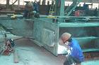 Chine Cadres de bâtiments d'acier de construction fabriqués par la coupure, forage, soudant usine