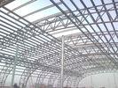 Chine Fabrications pré machinées d'acier de construction pour l'entrepôt/atelier/gymnase usine