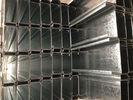 Chine Cold-rolled Zinc-enduit a galvanisé les Purlins en acier, Purlin de haute résistance usine
