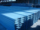 Purlinss et Girts en acier galvanisés pour les bâtiments industriels, garages, vérandas