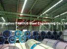 Chine Bobine en acier enduite d'une première couche de peinture par Galvalume galvanisé à chaud avec le Zinc-Revêtement usine